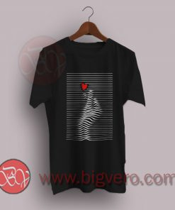Love Sign Heart Illusion T-Shirt