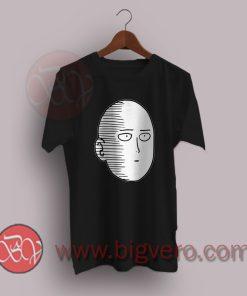 One Punch Man Face T-Shirt
