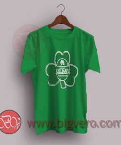 St Patrick Day Killians Beer T-Shirt