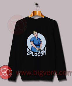 Archer Pam Sploosh Sweatshirt