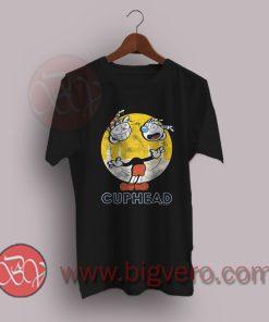 Juggling Mugman Cup Head T-Shirt