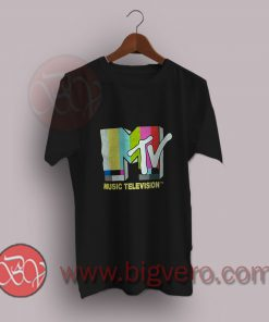 MTv-Music-Television-T-Shirt