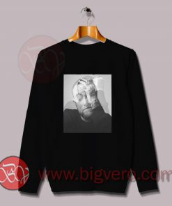 Portrait Rapper Mac Miller Sweatshirt