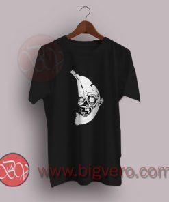 Skull Banana Zombie T-Shirt