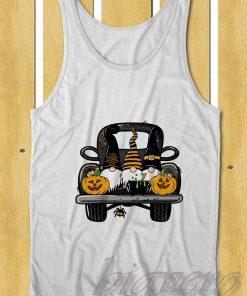 Halloween Gnomes Tank Top