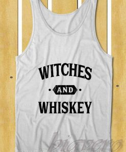 Witches Whiskey Tank Top